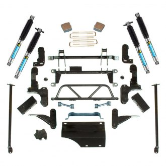 "Superlift® - 5""-7"" x 5"" Master Front and Rear Suspension Lift Kit"