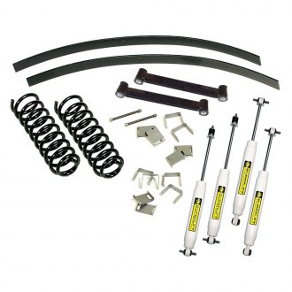 "Superlift® - 2.5"" x 2.5"" Master Front and Rear Suspension Lift Kit"