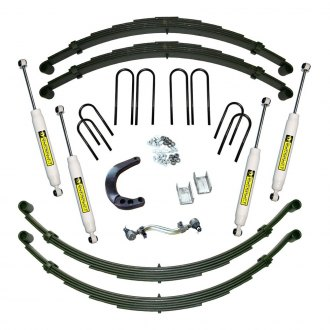 "Superlift® - 8"" x 8"" Master Front and Rear Suspension Lift Kit"