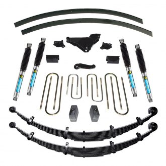 "Superlift® - 7"" x 5.5"" Master Front and Rear Suspension Lift Kit"