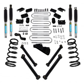 "Superlift® - 6"" x 4"" Master Front and Rear Suspension Lift Kit"