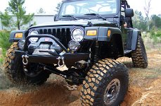 Superlift® - Jeep Unlimited Suspension System