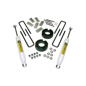 "Superlift® - 2.5"" x 1.5"" Level 1 Front and Rear Suspension Lift Kit"