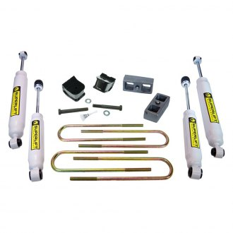 "Superlift® - 2"" x 2"" Level 1 Front and Rear Suspension Lift Kit"