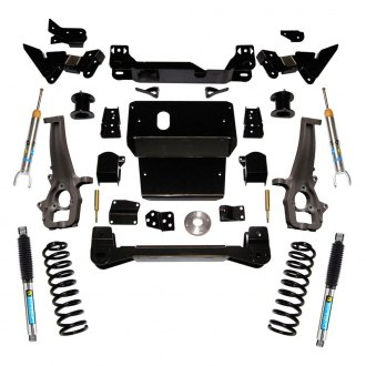 "Superlift® - 4"" Master Front and Rear Suspension Lift Kit"