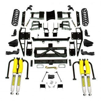 "Superlift® - 6"" x 5"" Master Front and Rear Lift Kit"