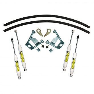"Superlift® - 2"" x 1"" Master Front and Rear Suspension Lift Kit"