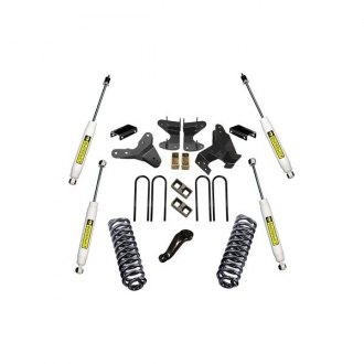 "Superlift® - 3.5"" x 2.5"" Master Front and Rear Lift Kit"