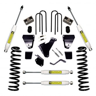 "Superlift® - 6"" x 5"" Master Front and Rear Suspension Lift Kit"
