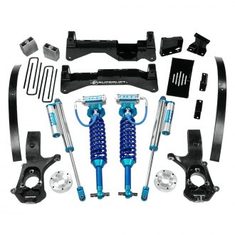 "Superlift® - 8"" x 8"" King Front and Rear Lift Kit"