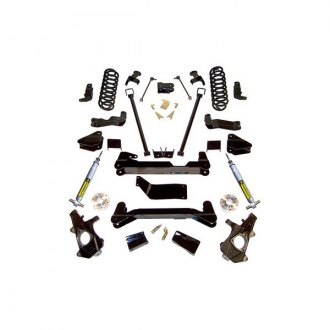 "Superlift® - 6"" x 5"" Rockrunner Master Front and Rear Suspension Lift Kit"
