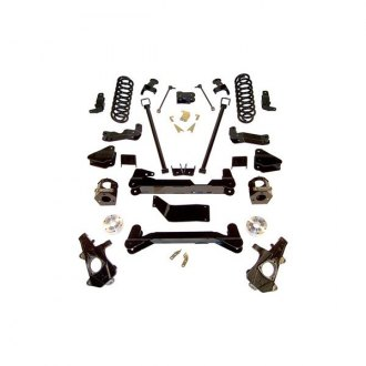 "Superlift® - 6"" x 5"" Front and Rear Suspension Lift Kit"