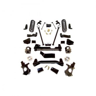 "Superlift® - 6"" x 5"" Standard Front and Rear Suspension Lift Kit"