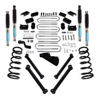 "Superlift® - 6"" Master Front and Rear Suspension Lift Kit"