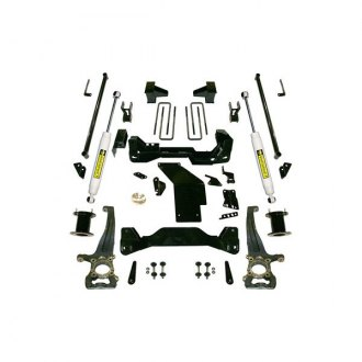 "Superlift® - 6"" x 6"" Master Front and Rear Suspension Lift Kit"