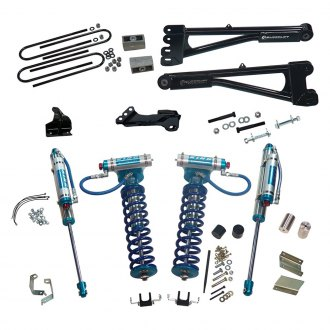 "Superlift® - 4"" King Front and Rear Lift Kit"