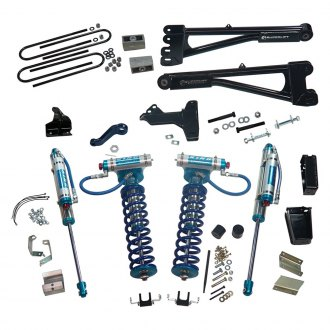 "Superlift® - 6"" King Front and Rear Lift Kit"