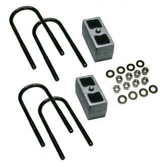 Superlift® - Rear Block and U-Bolt Kit
