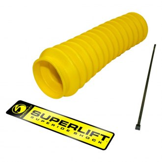 Superlift® - Front or Rear Driver or Passenger Side Shock Absorber Boot