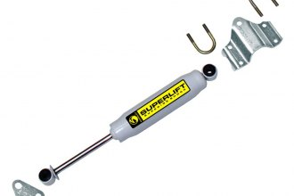 Superlift® - Superide Hydraulic™ Hydraulic Single Steering Stabilizer Complete Kit