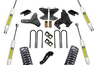 "Superlift® - Master™ 4"" x 2.5"" Lift Kit"