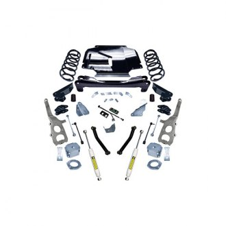 "Superlift® - 4"" x 4"" Master™ Front and Rear Lift Kit"
