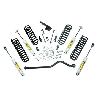 Superlift® - Front and Rear Lift Kit