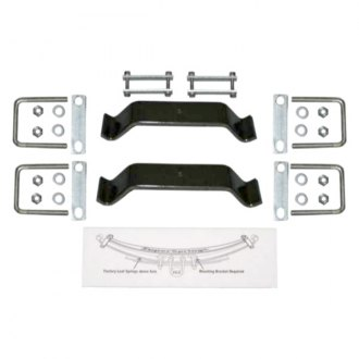 SuperSprings® - Leaf Helper Spring Mount Kit