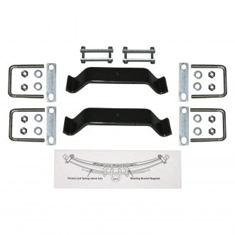 SuperSprings® - Required Mount Kit