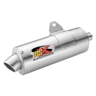 SuperTrapp® - IDSX Series Slip-On Exhaust Silencer with S-Bends