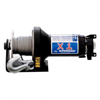 Superwinch® - 2000 lbs X1 Electric Winch