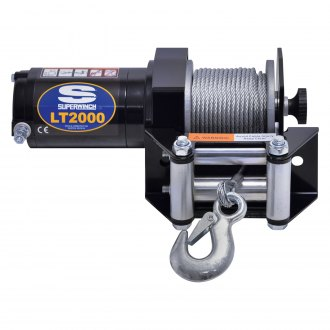 Superwinch® - 2000 lbs LT2000 ATV Electric Winch Kit