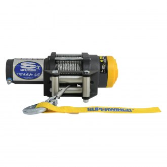Superwinch® - 2500 lbs Terra 25 ATV Electric Winch