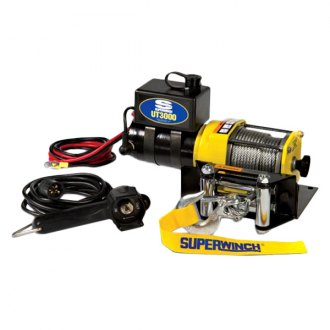 Superwinch® - UT3000 3000 lbs Electric Winch