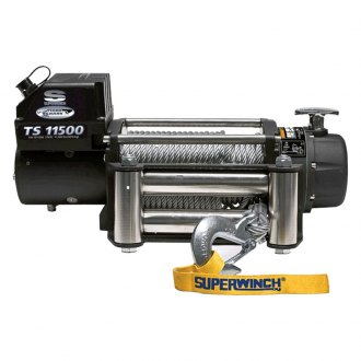 Superwinch® - 11500 lbs Tiger Shark 12V Electric Winch