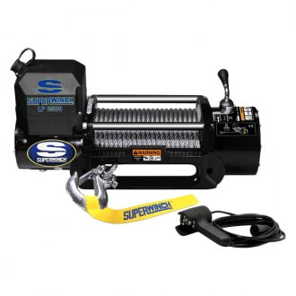 Superwinch® - LP Series Electric Winch with Synthetic Rope