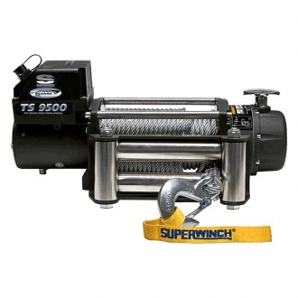 Superwinch® - 9500 lbs Tiger Shark 12V Electric Winch