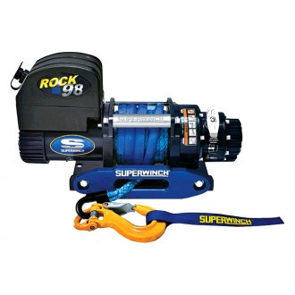 Superwinch® - Talon Rock 98 9800 lbs Electric Winch with Synthetic Rope