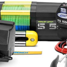 Superwinch® - Winch with Synthetic Rope