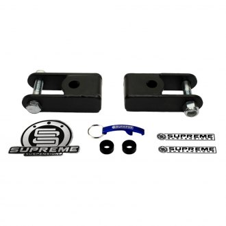 Supreme Suspensions® - Pro Series Rear Shock Absorber Extension Set