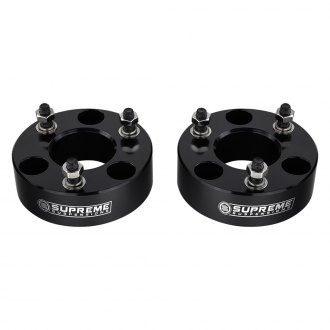 "Supreme Suspensions® - 2"" Pro Billet Front Strut Spacers"