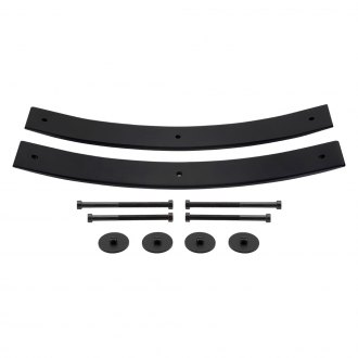 Supreme Suspensions® - Pro Series Rear Add-A-Leaf Spring Kit