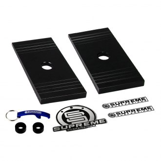 Supreme Suspensions® - Pro Billet Series Rear Angled Shim Kit