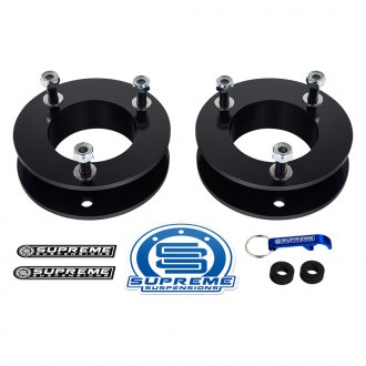 "Supreme Suspensions® - 3"" Pro Series Front Strut Spacers"
