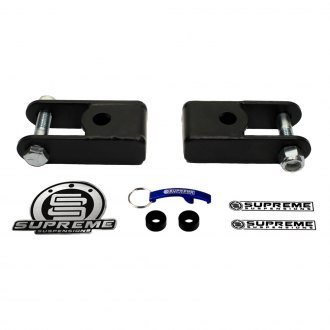 Supreme Suspensions® - Pro Series Shock Absorber Extension Set