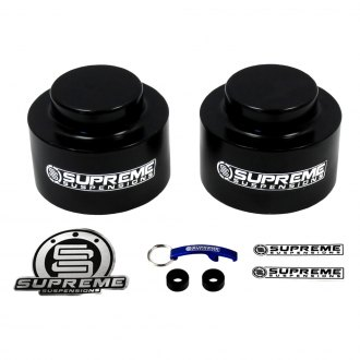 Supreme Suspensions® - Pro Billet Series Lift Spring Spacer Kit