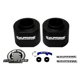 "Supreme Suspensions® - 3"" Pro Series Front Coil Spring Spacers"