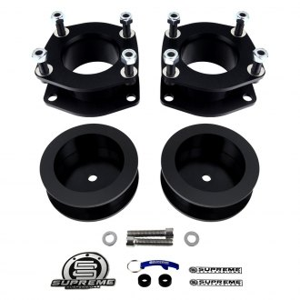 "Supreme Suspensions® - 2.5"" x 2.5"" Pro Series Front and Rear Complete Lift Kit"