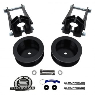 "Supreme Suspensions® - 3.5"" Pro Series Front and Rear Suspension Full Lift Kit"