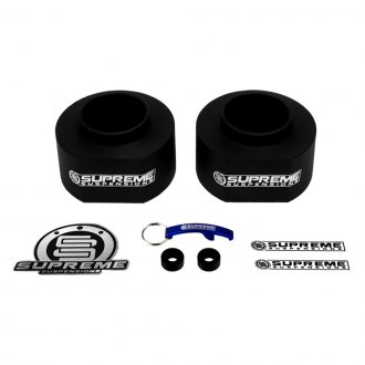 "Supreme Suspensions® - 3"" Pro Series Rear Coil Spring Spacers"